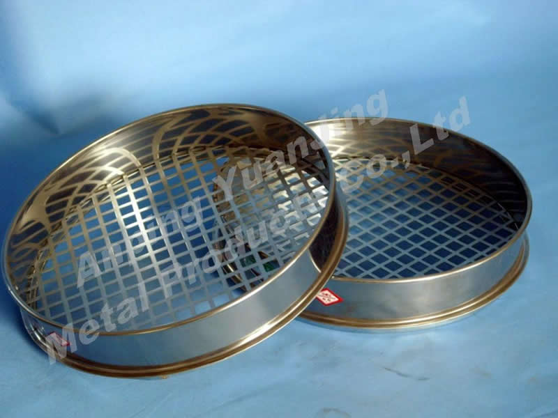 Test Sieves - Anping YuanJing Metal Products Co.,Ltd.